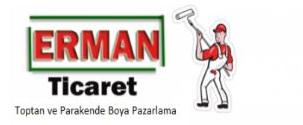 Erman Ticaret Boya Pazarlama Karşıyaka - İzmir